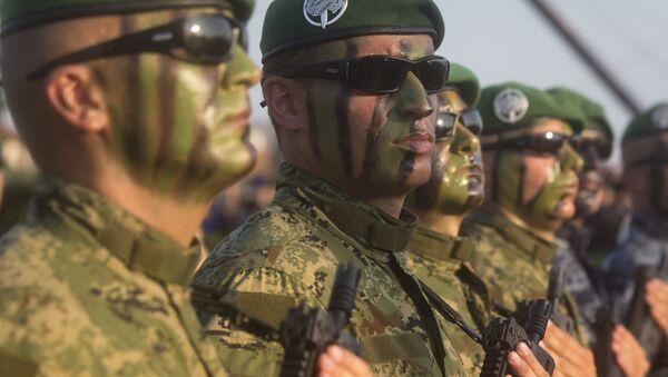 Хрватска војска - Sputnik Србија