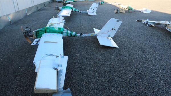 Dronovi kojima su napadnute ruske baze u Siriji - Sputnik Srbija