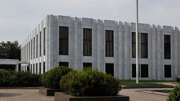 Zgrada ambasade Rusije u Vašingtonu - Sputnik Srbija