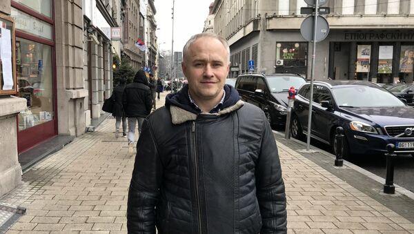 Sergej Putilin - Sputnik Srbija