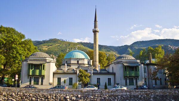Џамија у Сарајеву - Sputnik Србија