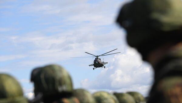 Vojne vežbe specijalaca Ruske garde - Sputnik Srbija