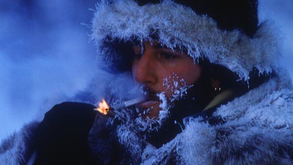 Зима у Јакутији - Sputnik Србија
