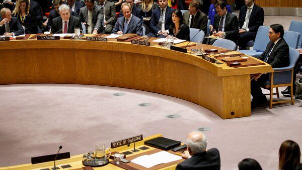 Zasedanje Saveta bezbednosti UN. - Sputnik Srbija