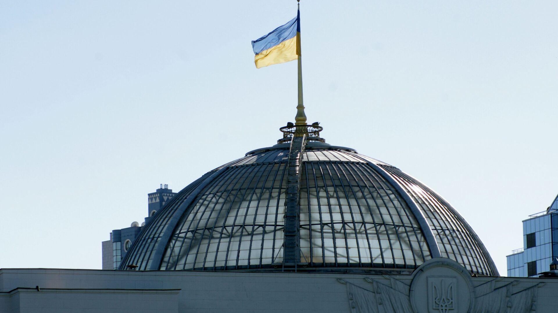 Vrhovna rada Ukrajine - Sputnik Srbija, 1920, 01.10.2021