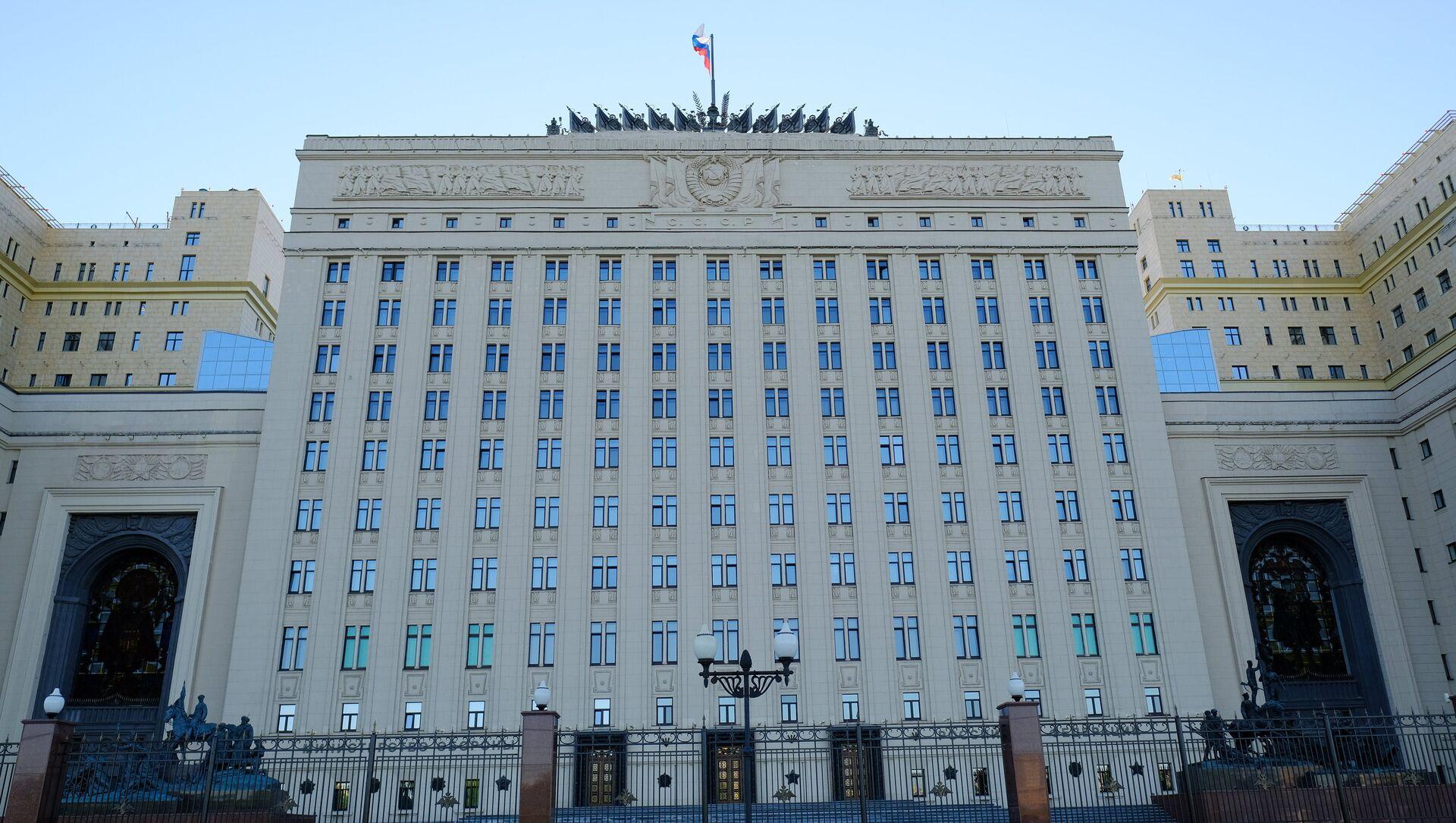 Zgrada Ministarstva odbrane Rusije u Moskvi - Sputnik Srbija, 1920, 09.02.2021