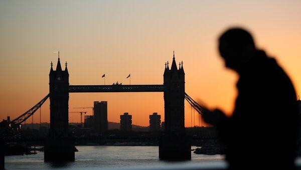 Osvit u Londonu - Sputnik Srbija