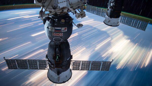 Ruski svemirski brodovi Sojuz i Progres priključeni na Međunarodnu svemirsku stanicu - Sputnik Srbija
