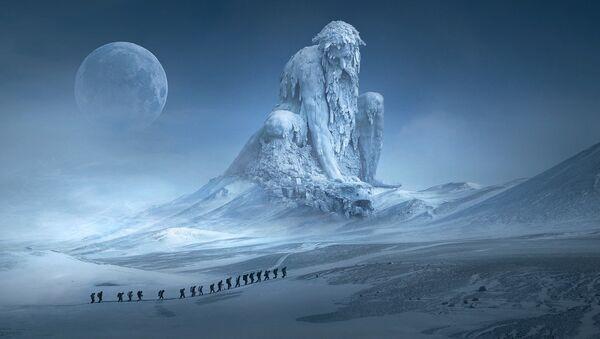 Зима - Sputnik Србија
