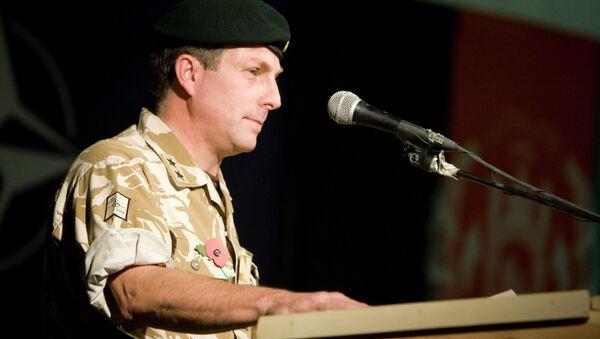 Britanski general-major Nik Karter - Sputnik Srbija
