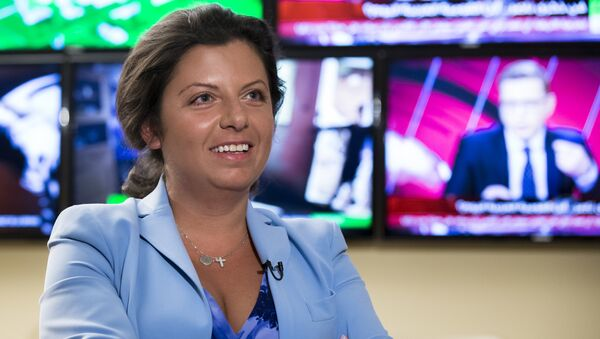 Glavna urednica televizije RT Margarita Simonjan - Sputnik Srbija