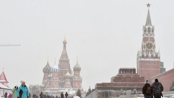 Кремљ и Црвени трг у Москви - Sputnik Србија