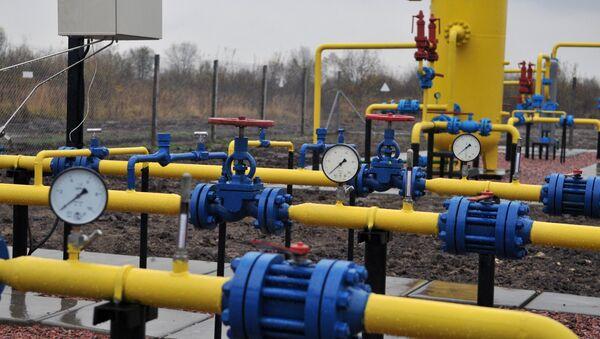 Gasovod na nalazištu u Lavovskoj oblasti - Sputnik Srbija