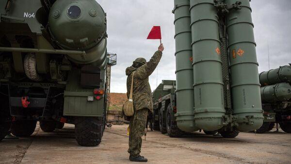 Ракетни систем С-400 - Sputnik Србија