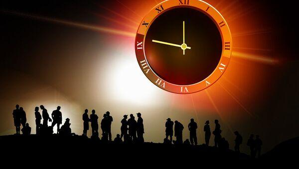 Vreme koje otkucava - ilustracija - Sputnik Srbija