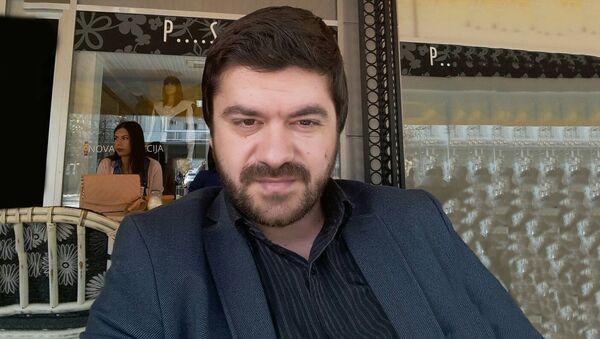 Službenik Katastra u Beranama Igor Radević - Sputnik Srbija