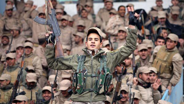 Припадници курдских снага YPG - Sputnik Србија