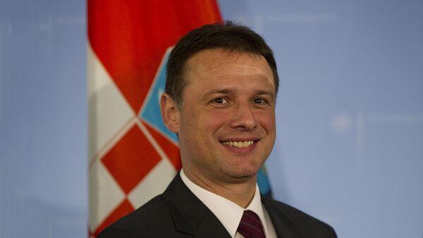 Predsednik Hrvatskog sabora Goradan Jandroković - Sputnik Srbija