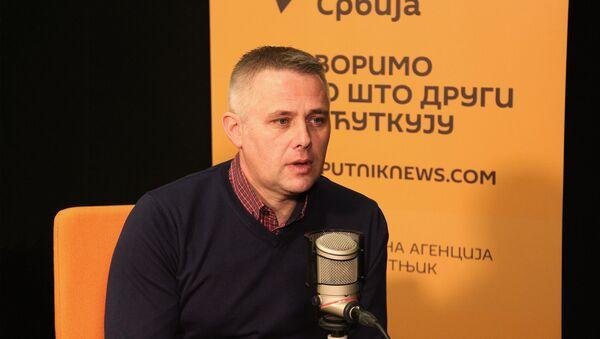 Igor Jurić - Sputnik Srbija