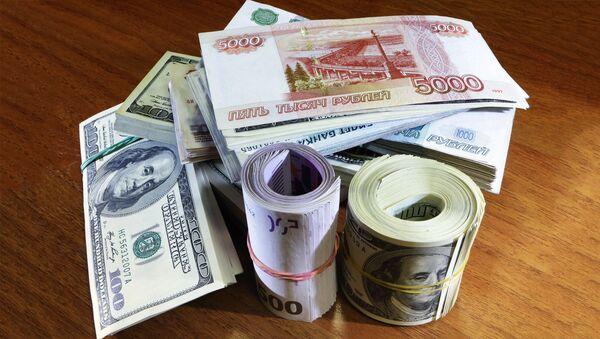Рубље, долари и еври - Sputnik Србија