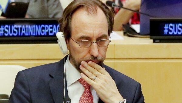 Zeid Raad Al Husein - Sputnik Srbija