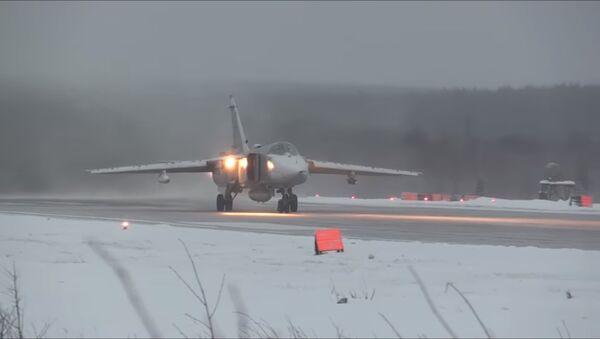 Poletanje aviona MiG-31 - Sputnik Srbija