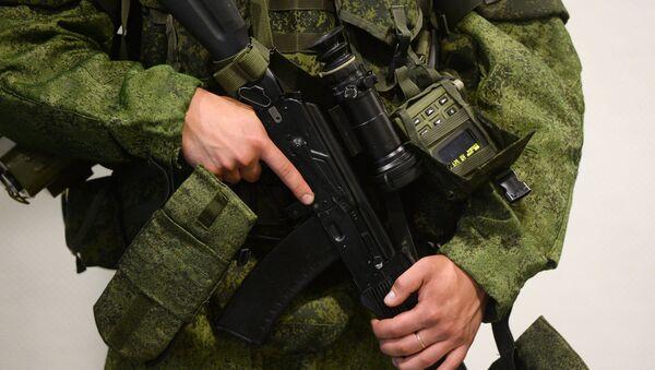 Нова опрема за руске војнике - Sputnik Србија
