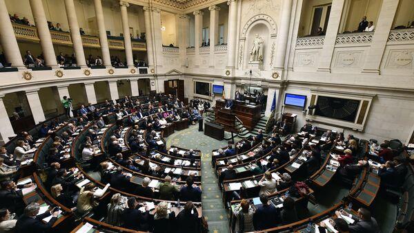 Савезни парламент Белгије - Sputnik Србија