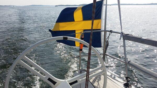 Švedska zastava - Sputnik Srbija