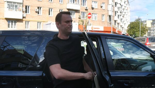 Алексеј Наваљни - Sputnik Србија