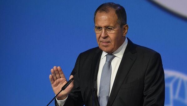 Ministar spoljnih poslova Rusije na Kongresu nacionalnog dijaloga Sirije u Sočiju - Sputnik Srbija