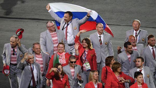 Застава Русије на летњим Олимпијским играма - Sputnik Србија