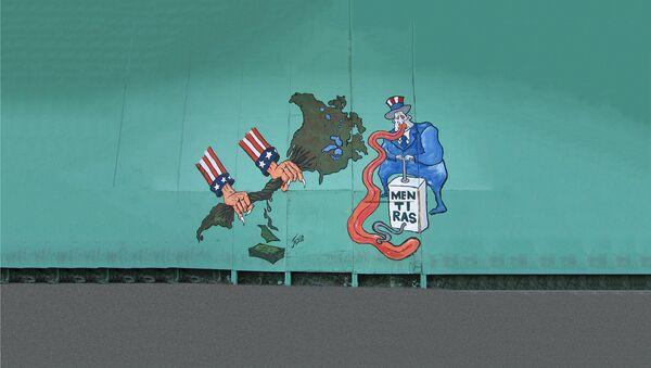 Američka propaganda - ilustracija - Sputnik Srbija