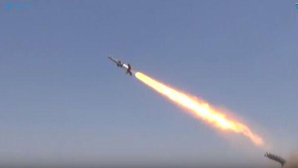 Ukrajinska krstareća raketa - Sputnik Srbija