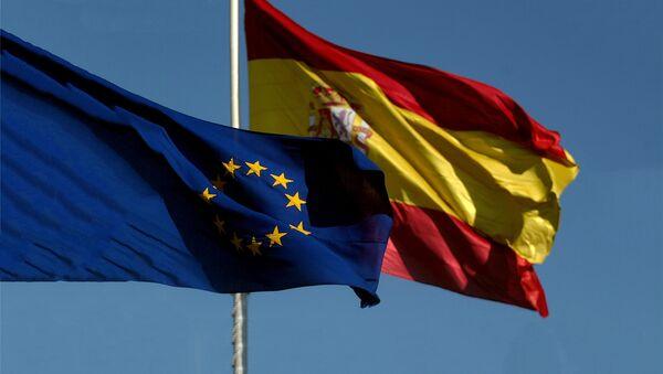 Заставе Шпаније и ЕУ - Sputnik Србија