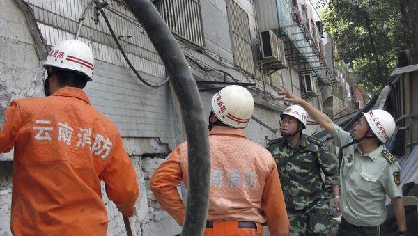 Kineski vatrogasci - Sputnik Srbija