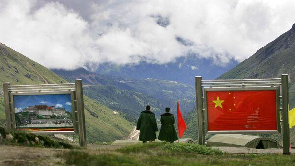Индија и Кина, граница - Sputnik Србија