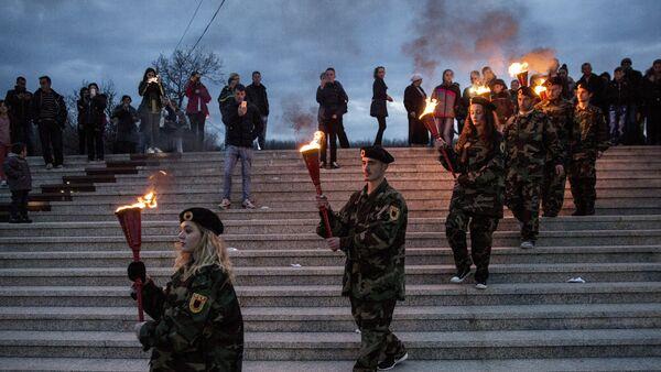 Pripadnici terorističke organizacije OVK - Sputnik Srbija