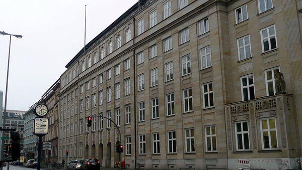 Bivše sedište Gestapoa u Hamburgu - Sputnik Srbija