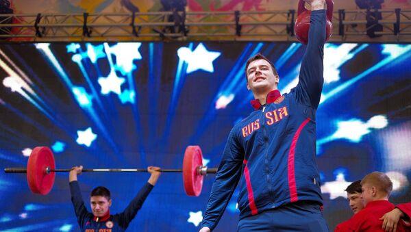 Сверуска акција подршке руским спортистима Русија у мом срцу! - Sputnik Србија