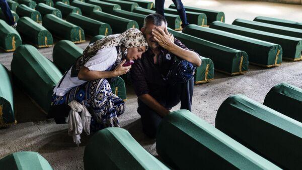 Сребреница, жртве - Sputnik Србија