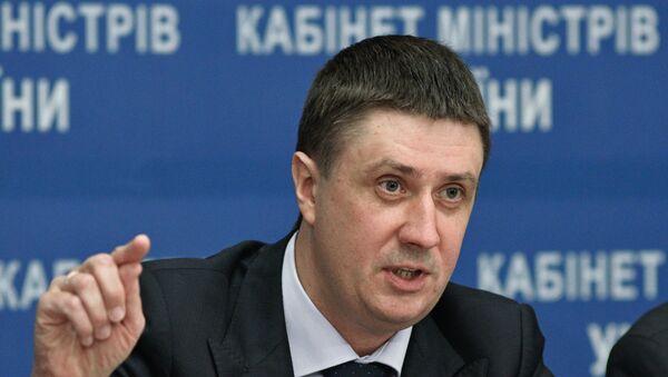 Вице-премијер Украјине Вјачеслав Кириленко - Sputnik Србија
