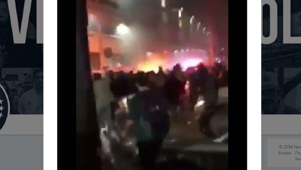 Neredi u Filadelfiji - Sputnik Srbija