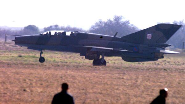 Hrvatski MiG-21 - Sputnik Srbija