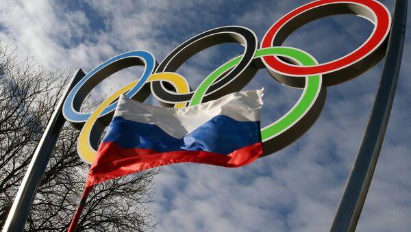 Olimpijski krugovi u Kalinjingradu - Sputnik Srbija