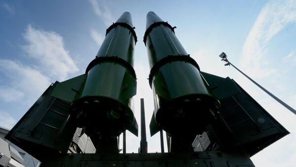 Raketni kompleks Iskander-M - Sputnik Srbija