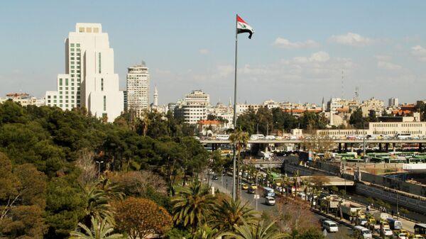 Дамаск у Сирији - Sputnik Србија