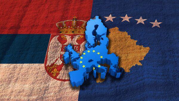 Evropa - ilustracija - Sputnik Srbija