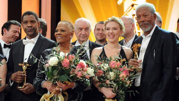 Denzel Vašington i Morgan Frimen - Sputnik Srbija