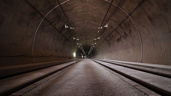 Tunel - Sputnik Srbija